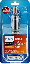 Fragrances, Perfumes, Cosmetics Nose & Ear Trimmer - Philips NT1150/10