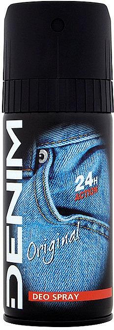 Denim Original - Deodorant-Spray