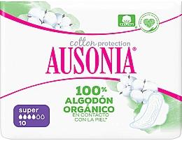 Fragrances, Perfumes, Cosmetics Sanitary Napkins, 10 pcs - Ausonia Cotton Protection