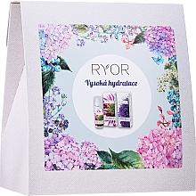 Fragrances, Perfumes, Cosmetics Set - Ryor Cosmetic Set (cr/50ml + gel/30ml + towel)