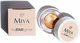 Fragrances, Perfumes, Cosmetics Face Highlighter - Miyo MyStarLighter
