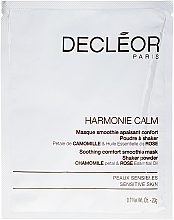 Fragrances, Perfumes, Cosmetics Face Mask - Decleor Harmonie Calm Soothing Comfort Smoothie Mask Shaker Powder