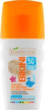 Fragrances, Perfumes, Cosmetics Baby Sun Milk - Bielenda Bikini Sun Milk Spf 50
