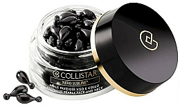 Fragrances, Perfumes, Cosmetics Precious Pearls Face and Neck - Collistar Nero Sublime Precious Pearls Face And Neck