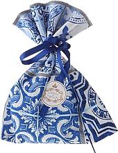 Fragrances, Perfumes, Cosmetics Scented Sachet, white-blue - Essencias De Portugal Tradition Charm Air Freshener