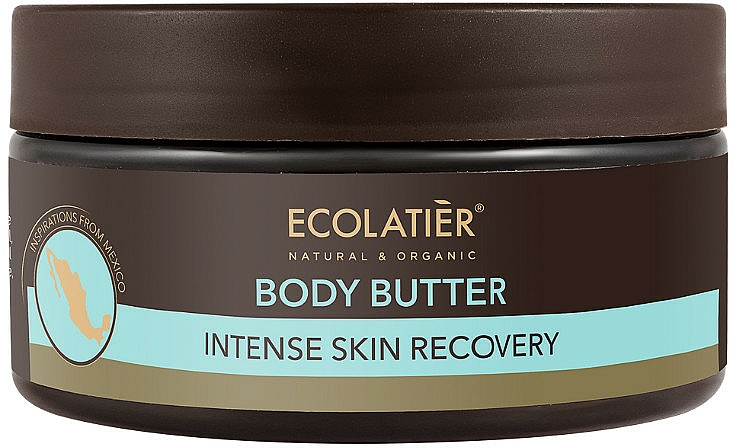 Intensive Skin Recovery Mexican Guava Body Butter - Ecolatier
