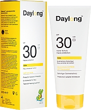 Fragrances, Perfumes, Cosmetics Sun Face Milk - Daylong Baby SPF 30