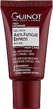 Fragrances, Perfumes, Cosmetics Anti-Fatigue Express Eye Gel - Guinot Gel Yeux Defatigant Express