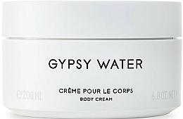 Fragrances, Perfumes, Cosmetics Byredo Gypsy Water - Body Cream
