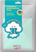 Fragrances, Perfumes, Cosmetics Moisturizing Sheet Mask - Patch Holic Colorpick Moisturizing Mask