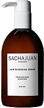 Fragrances, Perfumes, Cosmetics Cleansing Hair Cream - Sachajuan Hair Cleansing Cream