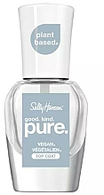 Fragrances, Perfumes, Cosmetics Nail Top Coat - Sally Hansen Nail Polish Good. Kind. Pure. Top Coat