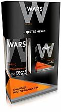 Fragrances, Perfumes, Cosmetics Set - Miraculum Wars Classic (ash/foam/300ml + ash/lot/90ml)