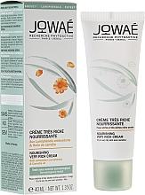 Fragrances, Perfumes, Cosmetics Nourishing Rich Face Cream - Jowae Nourishing Very Rich Cream