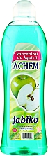 "Fragrances, Perfumes, Cosmetics Liquid Bath Concentrate ""Apple"" - Achem Concentrated Bubble Bath Apple"