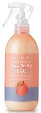 Fragrances, Perfumes, Cosmetics Body Peeling Mist - Welcos Around Me Peeling Mist Peach