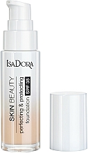 Fragrances, Perfumes, Cosmetics Face Foundation - Skin Beauty Perfecting & Protecting Foundation SPF 35