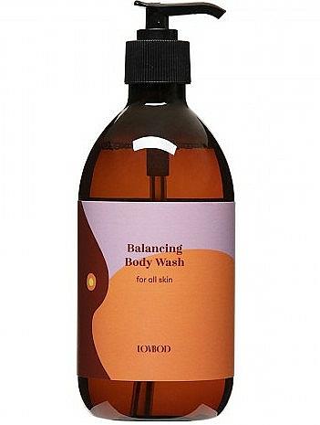 Bath Gel - Lovbod Balancing Bath Gel — photo N1