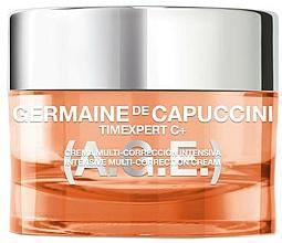 Fragrances, Perfumes, Cosmetics Regenerating Cream - Germaine de Capuccini Timexpert C+ (A.G.E.) Intensive Multi-Correction Cream