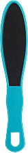 Fragrances, Perfumes, Cosmetics Foot File, turquoise - Inter-Vion