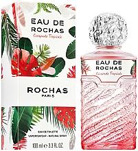 Fragrances, Perfumes, Cosmetics Rochas Escapade Tropicale - Eau de Toilette