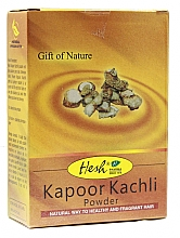Fragrances, Perfumes, Cosmetics Powder Mask for Dry & Weak Hair - Hesh Kapoor Kachli Powder