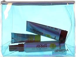Fragrances, Perfumes, Cosmetics Hair Set - Alcina Hyaluron Set Limited Edition (shm/100ml + cond/20ml + h/spr/100ml + bag)