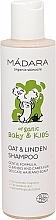Fragrances, Perfumes, Cosmetics Oat & Linden Shampoo - Madara Cosmetics Ecobaby Mild Baby Shampoo