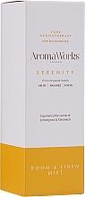 """Fragrances, Perfumes, Cosmetics Room Mist """"Serenity"""" - AromaWorks Serenity Room Mist"""