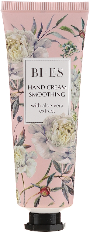 Smoothing Aloe Vera Extract Hand Cream - Bi-es Smoothing Hand Cream With Aloe Vera Extract