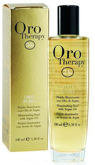 Gold Fluid - Fanola Oro Therapy Fluido Oro Puro
