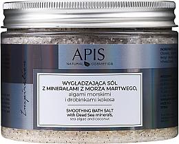 Fragrances, Perfumes, Cosmetics Dead Sea Mineral Crystal Natural Salt - APIS Professional Hands terApis 1