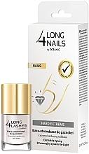 Fragrances, Perfumes, Cosmetics Nail Intensive Serum - Long4Lashes Extreme Strenghtening Nail Serum