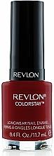 Fragrances, Perfumes, Cosmetics Long-Lasting Nail Polish - Revlon Color Stay Nail Enamel