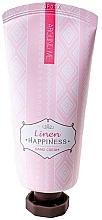 Fragrances, Perfumes, Cosmetics Linen Hand Cream - Welcos Around Me Happiness Hand Cream Linen
