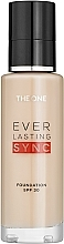 Fragrances, Perfumes, Cosmetics Adaptive Foundation - Oriflame The One Everlasting Sync SPF 30