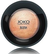 Fragrances, Perfumes, Cosmetics Baked Blush - Joko Mineral Blush