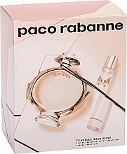 Fragrances, Perfumes, Cosmetics Paco Rabanne Olympea - Set (edp/80ml + edp/20ml)