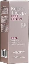 Fragrances, Perfumes, Cosmetics Keratin Hair Oil - Alfaparf Lisse Design Keratin Therapy Oil
