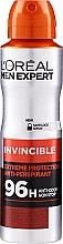 Fragrances, Perfumes, Cosmetics Deodorant - L'Oreal Paris Men Expert Invincible 96 Hours Deodorant Spray