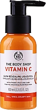 Fragrances, Perfumes, Cosmetics Liquid Vitamin C Face Peeling - The Body Shop Vitamin C Glow-Revealing Liquid Peel
