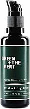 Fragrances, Perfumes, Cosmetics Moisturizing Cream - Green + The Gent Moisturizing Cream