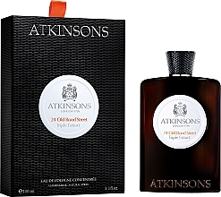 Fragrances, Perfumes, Cosmetics Atkinsons 24 Old Bond Street Triple Extract - Eau de Cologne