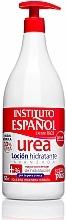 Fragrances, Perfumes, Cosmetics Body Milk - Instituto Espanol Urea Hydratant Milk