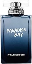 Fragrances, Perfumes, Cosmetics Karl Lagerfeld Paradise Bay Pour Homme - Eau de Toilette