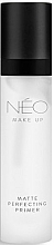 Fragrances, Perfumes, Cosmetics Mattifying Makeup Primer - NEO Make Up Matte Perfector Primer
