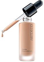 Fragrances, Perfumes, Cosmetics Foundation - Artdeco Nude Foundation