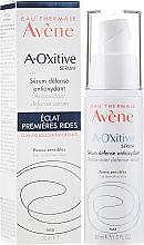 Fragrances, Perfumes, Cosmetics Face Serum - Avene A-Oxitive Antioxidant Defense Serum Sensitive Skins