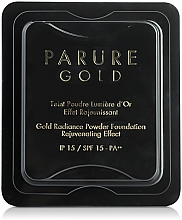 Fragrances, Perfumes, Cosmetics Compact Powder Refill - Guerlain Parure Gold Compact Powder Foundation Refill SPF15