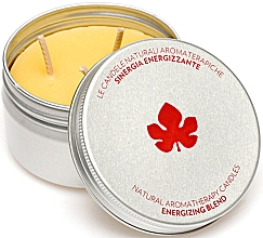 Fragrances, Perfumes, Cosmetics Scented Candle - Biofficina Toscana Energising Blend Candle